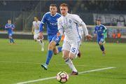Динамовец стал лучшим футболистом года Украины в категории U-19