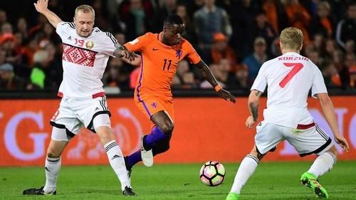 Нидерланды — Беларусь - 4:1. Видеообзор матча