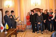 Япония дает $74470 на покупку гимнастического оборудования для Украины