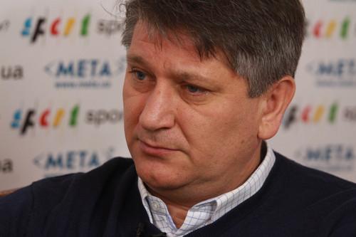 Сергій КОВАЛЕЦЬ: «Не всі хороші футболісти можуть заграти в Динамо»