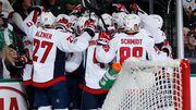 НХЛ. Даллас уступил Вашингтону, Калгари - Эдмонтону. Матчи субботы