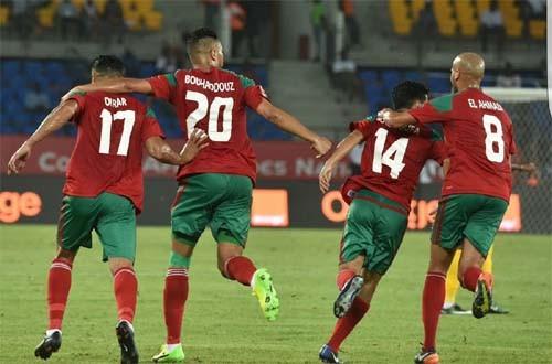 КАН-2017. Марокко уверенно обыгрывает Того