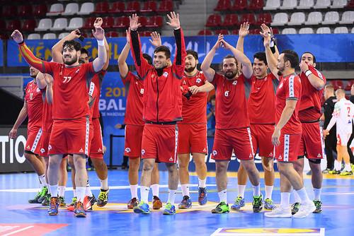ЧМ-2017. Польша, Тунис, Япония и Ангола выиграли мини-финалы