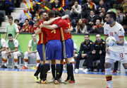 Перед поездкой в Киев сборная Испании разгромила Черногорию