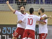 Отбор на ЧЕ-2018: Швейцарии в Тбилиси ничего не обломилось