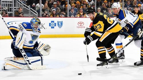 НХЛ. Питтсбург и Вашингтон проигрывают всухую. Матчи вторника