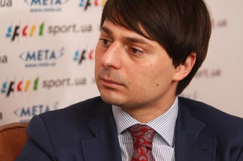 Георгий ЗУБКО: «Проведение чемпионата мира в Киеве — чудо»