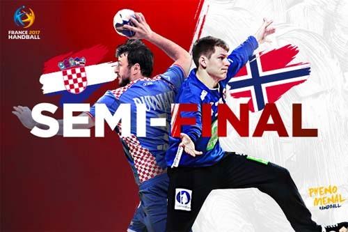 ЧМ. Норвегия обыграла Хорватию в овертайме и вышла в финал