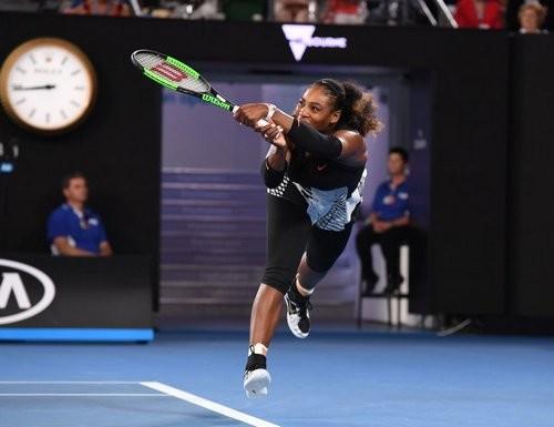 Серена Уильямс обыграла свою сестру Винус в финале Australian Open