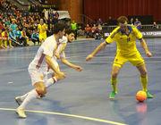 Видеофутзал: обзор матча Украина – Испания
