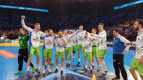 ЧМ. Словения побеждает Хорватию в матче за третье место