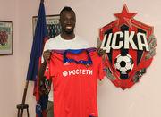 ЦСКА вернул Траоре в Монако