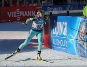 Юлия Джима признана лучшей спортсменкой января в Украине