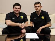 Украинцы Белый и Будковский подписали контракты с Анжи