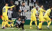 Шахов забил дебютный гол в чемпионате Греции