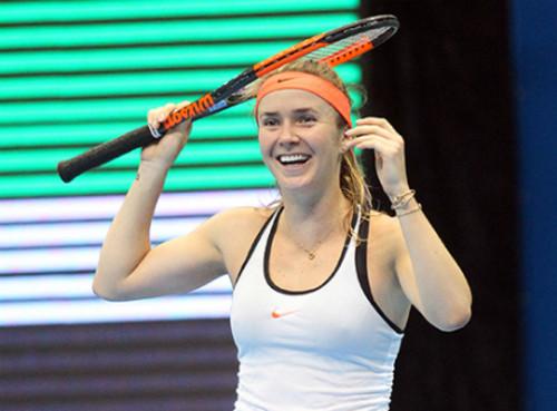 Элина Свитолина побеждает на турнире в Тайване!