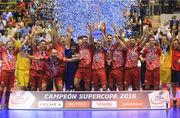 Суперкубок Испании: Эль Посо Мурсия выигрывает первый трофей сезона