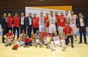 Украинский баскетболист выиграл Суперкубок Болгарии