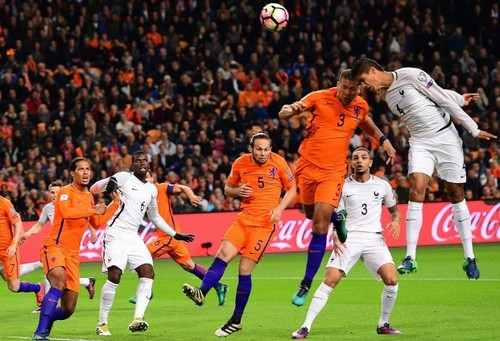 Нидерланды — Франция - 0:1. Видеообзор матча