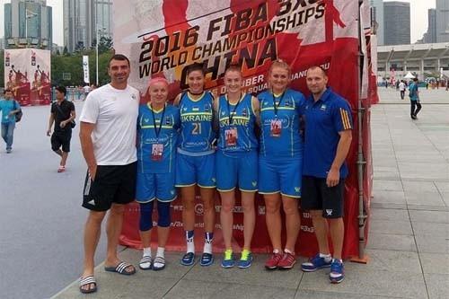 Завтра сборная Украины начнет выступление на чемпионате мира