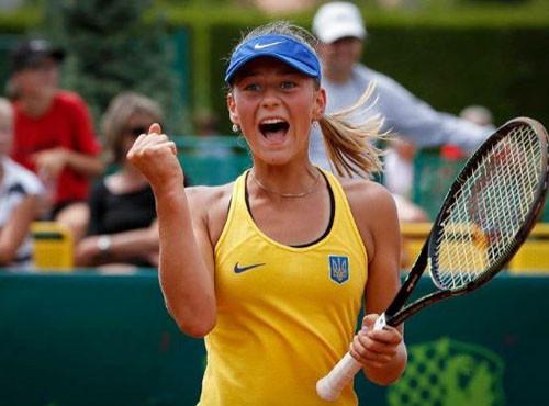 14-летняя украинка взяла первое очко в рейтинге WTA