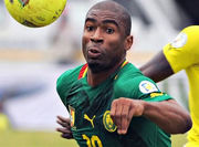 Осасуна подписала полузащитника сборной Камеруна
