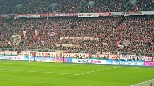 Фаны Баварии: Зозуля, убирайся из футбола