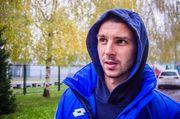 Александр КОВПАК: «В команде нас прозвали «два деда»