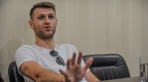 Виталий ВЕРНИДУБ: «Не хочу говорить про судейство»