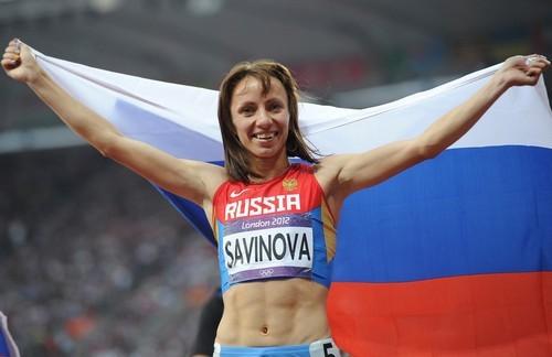 CAS лишил россиянку Марию Савинову-Фарносову золота ОИ-2012