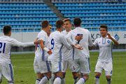 Динамо U-19 сыграло вничью с лидером чемпионата Ирака