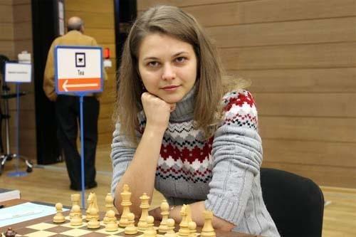 Анна Музычук вышла в 1/8 финала чемпионата мира