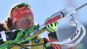 Лаура Дальмайер выигрывает пятую золотую медаль чемпионата мира