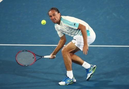 Долгополов выиграл турнир в Буэнос-Айресе