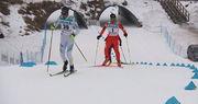 ВИДЕО ДНЯ. Лыжник из Венесуэлы бежал, сколько мог!