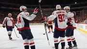 НХЛ. Филадельфия - Вашингтон