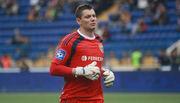 Богуш самостоятельно тренируется в Киеве