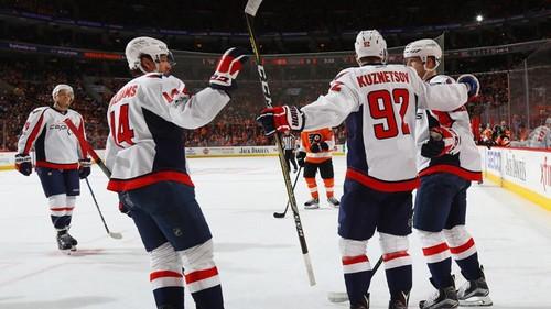 НХЛ. Флорида уступила Эдмонтону, Филадельфия-Вашингтону