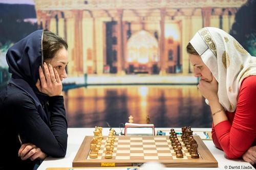 Анна Музычук выиграла первую партию в полуфинале чемпионата мира