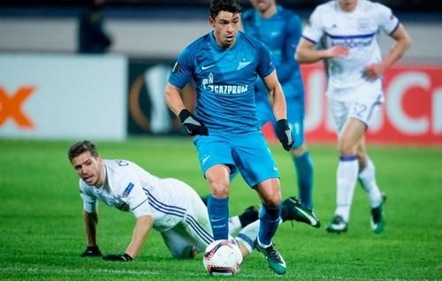 ЖУЛИАНО: «Зенит провел почти идеальный матч»