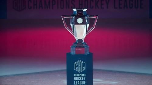 Известны пять команд, которые выступят в хоккейной Лиге чемпионов