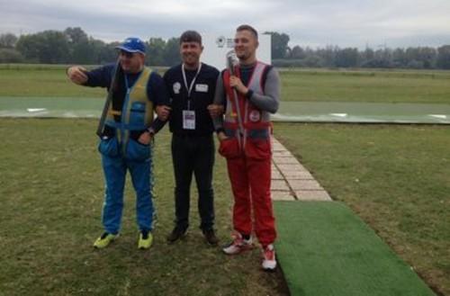 Николай Мильчев выиграл «серебро» в финале Кубка мира по стрельбе