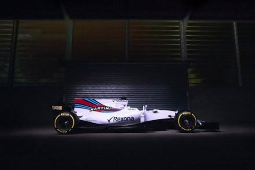 Уильямс представил новый болид образца сезона-2017