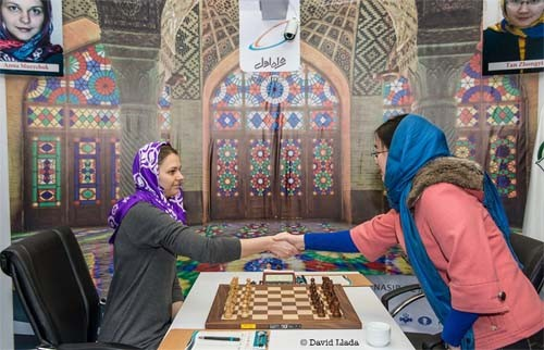 Музычук уступила во второй партии финала на ЧМ в Иране