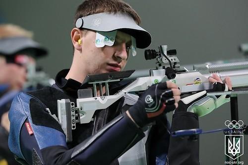 Сборная Украины по стрельбе выступит на чемпионате Европы