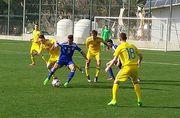 Команда Владимира Езерского вновь проиграла из-за пенальти
