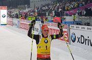 biathlonworld.com. Лаура Далмайер