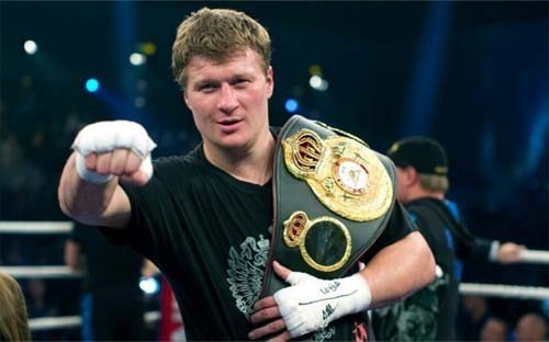 Пока Поветкин остранен WBC, он будет выступать по другим версиям