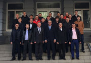 Пятый выпуск специалистов футзала впервые прошел в Харькове