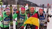 Гегемония женской сборной Германии, украинцы без медалей